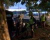 Accompagnement de la course Lyon Free Bike 2017