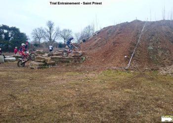Trial d'entrainement Trollsports-Trial du 5 février 2017
