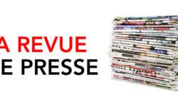 Revue de presse de fin d'année 2017