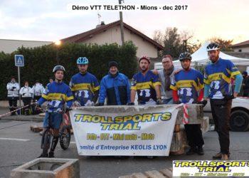 Téléthon Mions