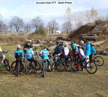 Accueil Clubs VTT sur notre terrain