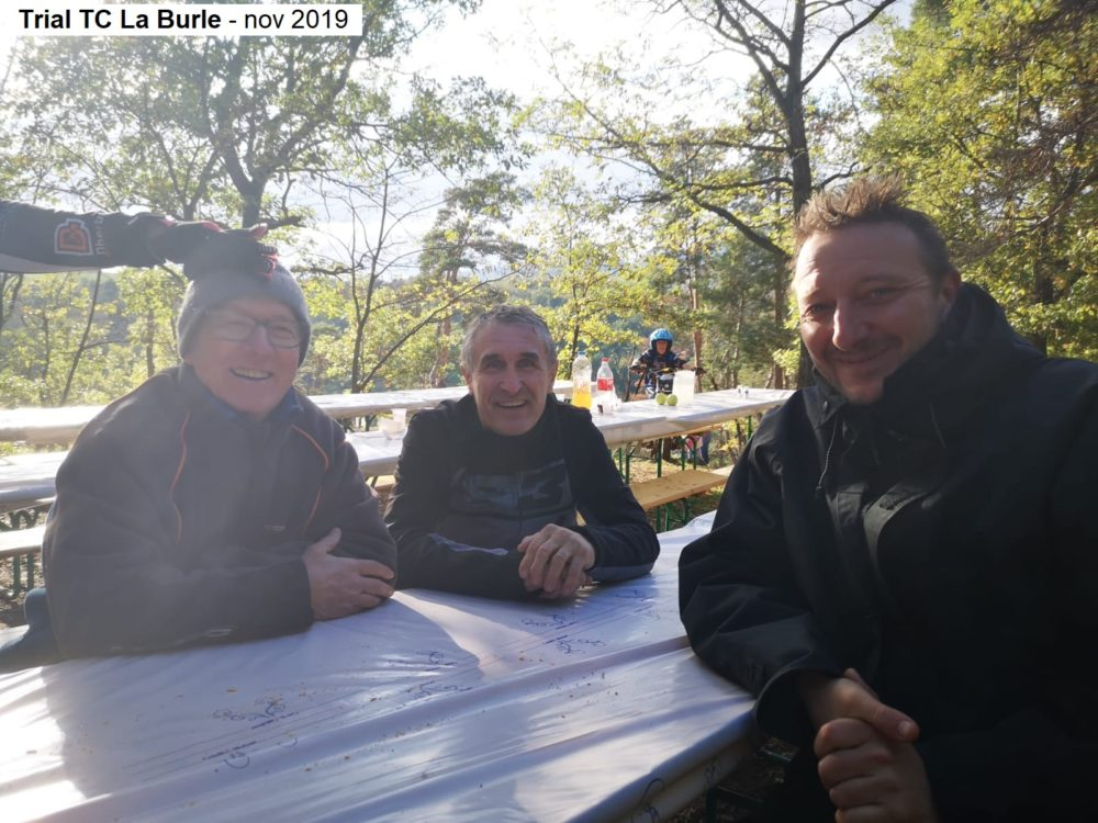 Trial Amical TC La Burle – nov 2019