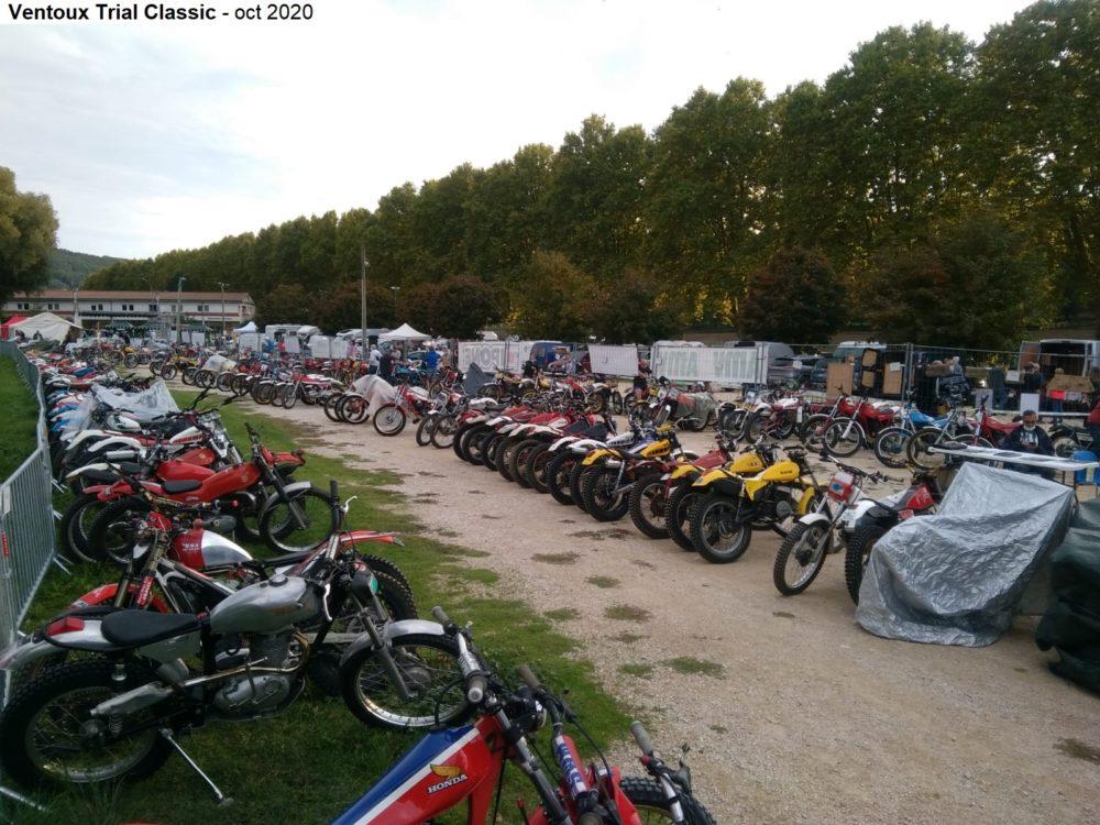 Ventoux Trial Classic – oct 2020