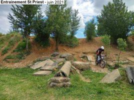 Entrainement Moto 2021